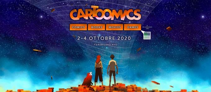 Cartoomics 2020 e Milan Games Week