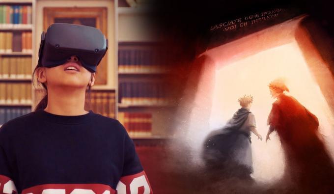 DANTE VR | La Porta dell'Inferno