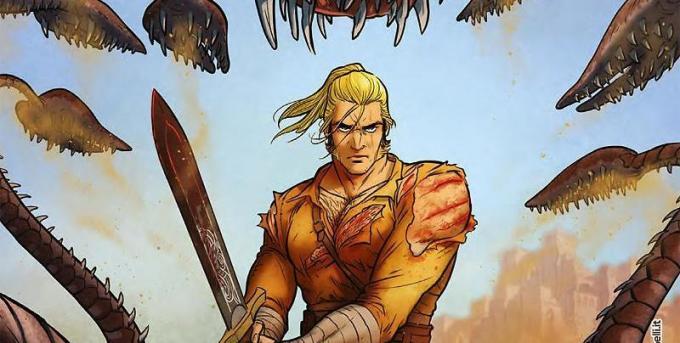 Dragonero: La principessa delle sabbie