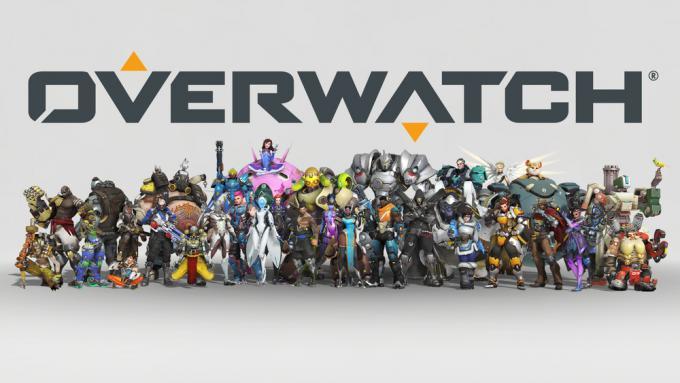 Gli eroi di   Overwatch Anniversary 2020