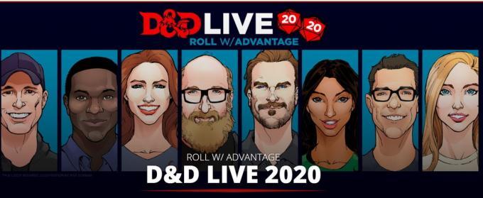D&D Live 2020