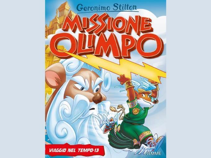 Geronimo Stilton: Missione Olimpo