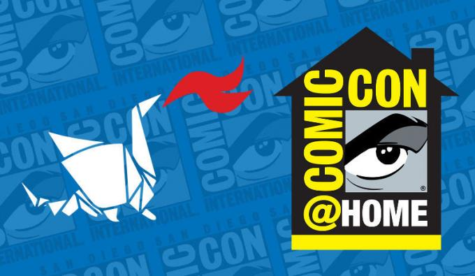 San Diego Comic-Con at home 2020