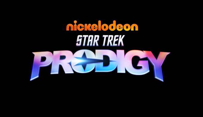 Il logo di Star Trek Prodigy