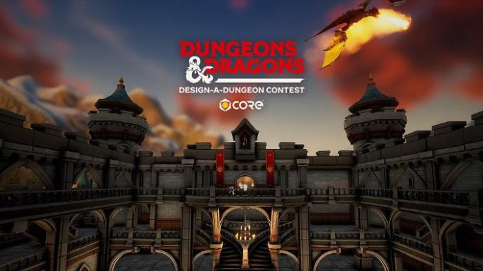 Design a dungeon contest
