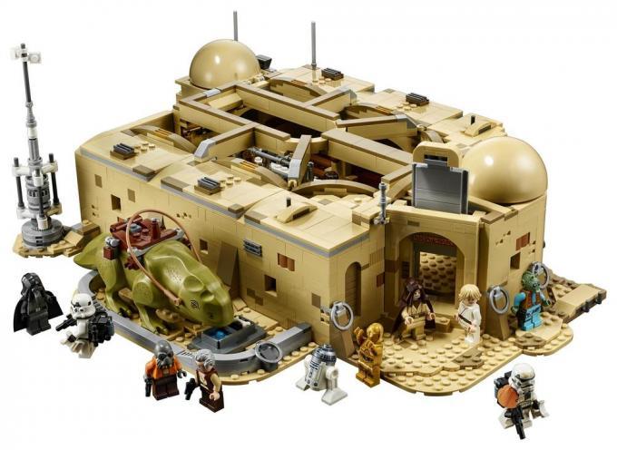75290 LEGO Mos Eisley Cantina