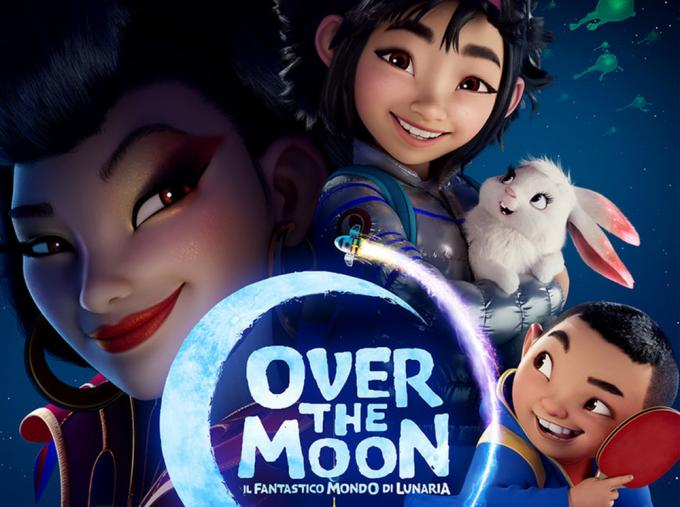 Over the Moon – Il fantastico mondo di Lunaria