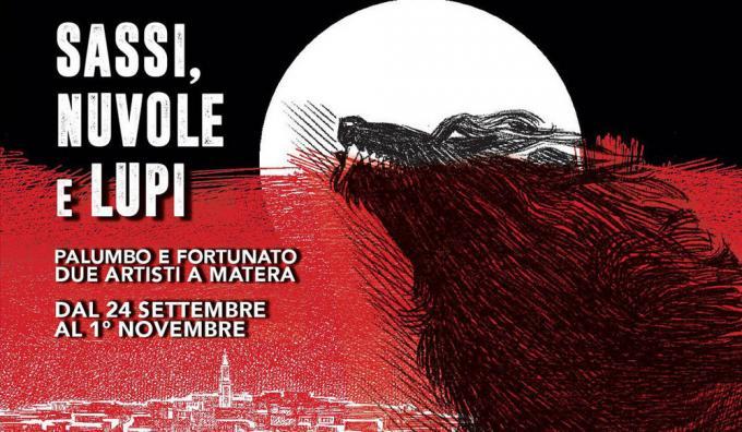 Sassi, nuvole e lupi. Dampyr a Matera per Lucca Changes.