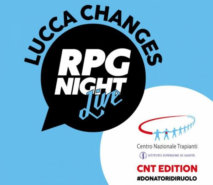 RPG Night Live Special CNT Edition