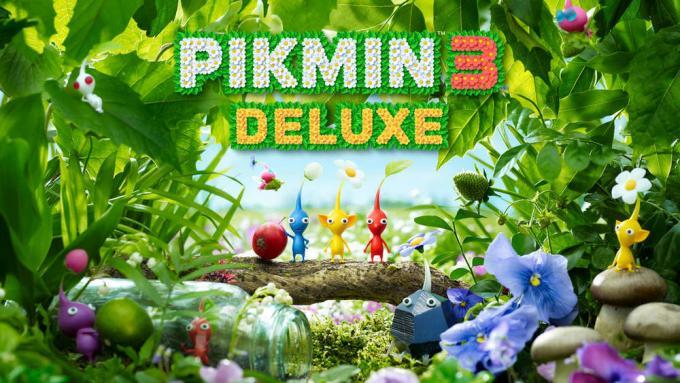 Pikmin 3 Deluxe per Nintendo Switch