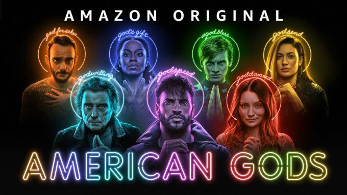 American Gods - Poster della terza stagione