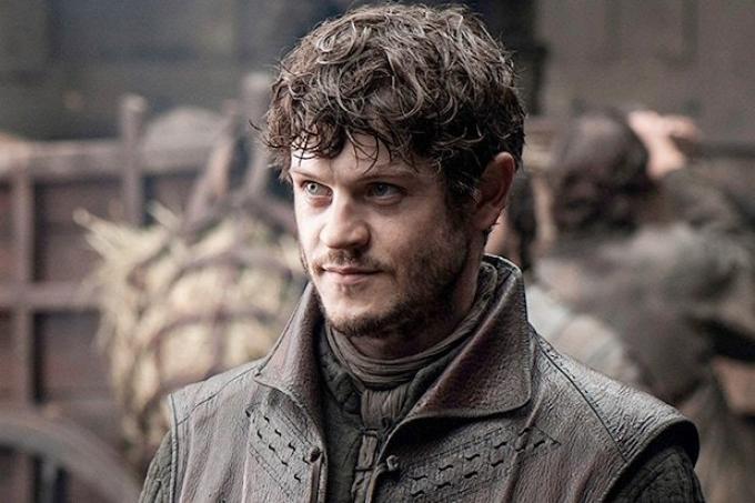 Iwan Rheon è Ramsay Bolton in Il trono di spade