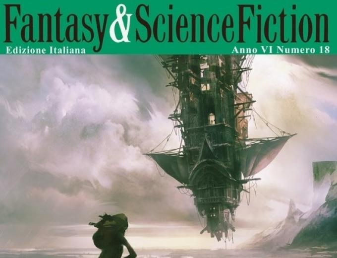 Fantasy & Science Fiction 18