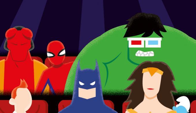 Guida ai cinecomics. Dalla pagina allo schermo