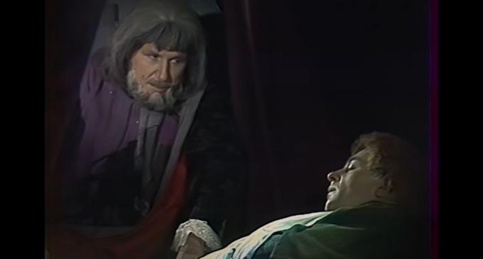 Gandalf e Frodo in Custodi