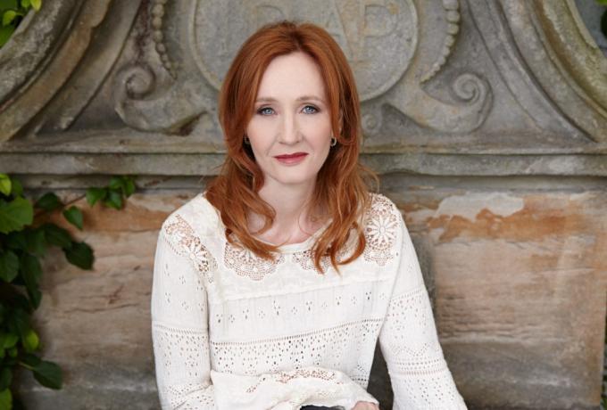 J.K. Rowling, Photography Debra Hurford Brown
