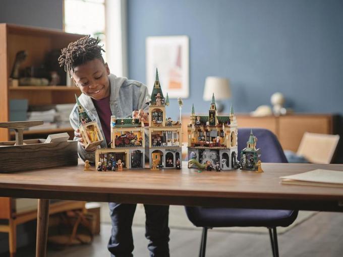 <i>I nuovi set LEGO® Harry Potter™</i>