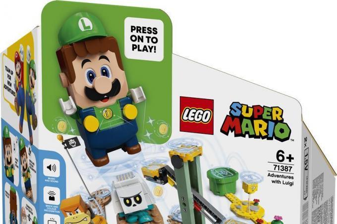 LEGO Super Mario Le avventure di Luigi Starter Pack