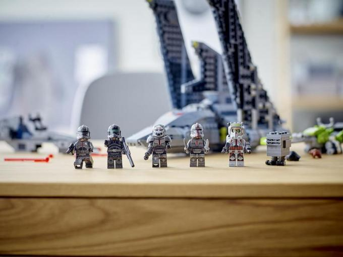 LEGO® Star Wars™ Shuttle di attacco The Bad Batch