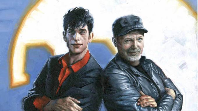 Dylan Dog omaggia Vasco Rossi.