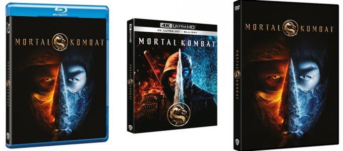 Mortal Kombat nelle versioni home video