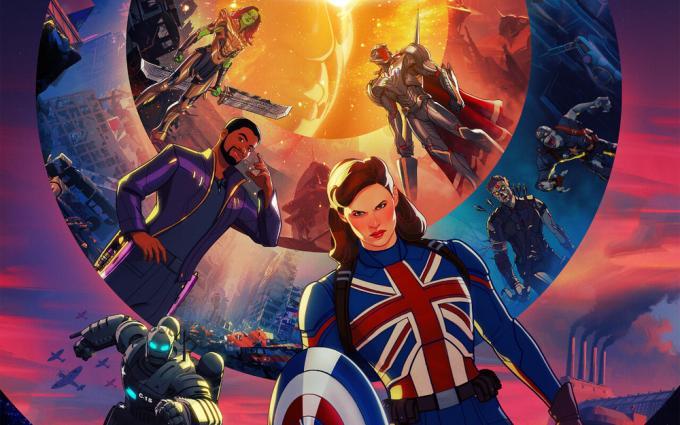 Marvel Studios What If…?