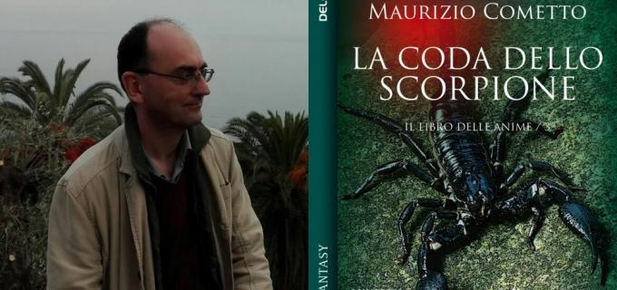 Maurizio Cometto e La coda dello scorpione