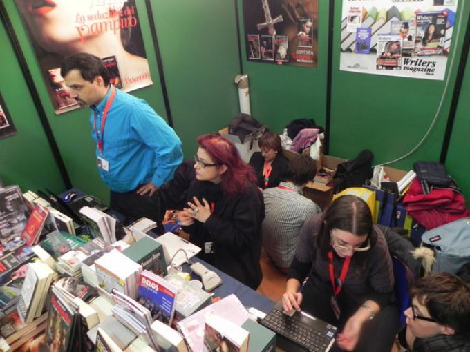 La redazione di FM a Lucca