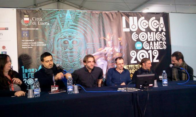 Emanuele Manco, Chiara Codecà e i 4 moschettieri del fantasy