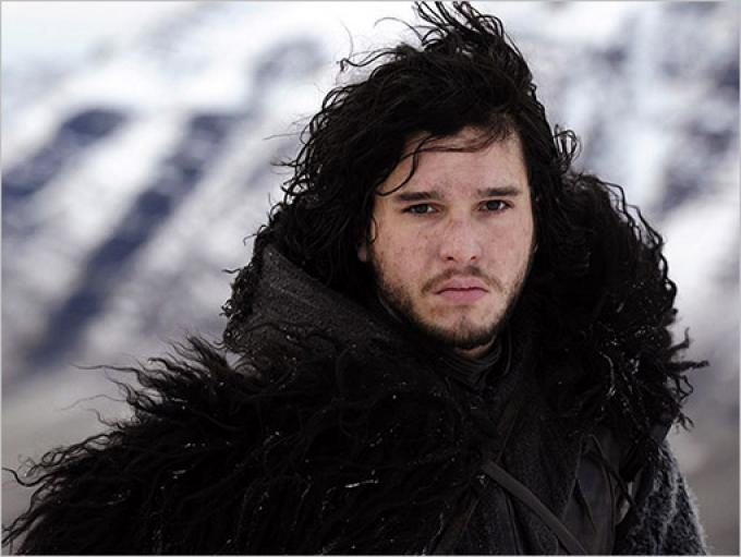 Kit Harington interpreta Jon Snow