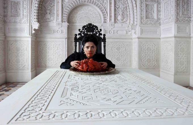 Salma Hayek in Il racconto dei racconti