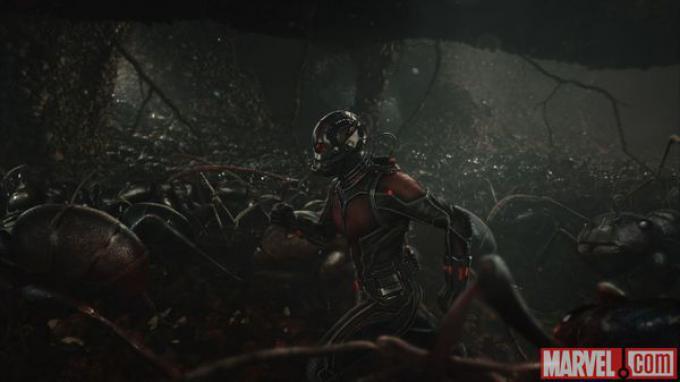 Luoghi strani in Ant-Man