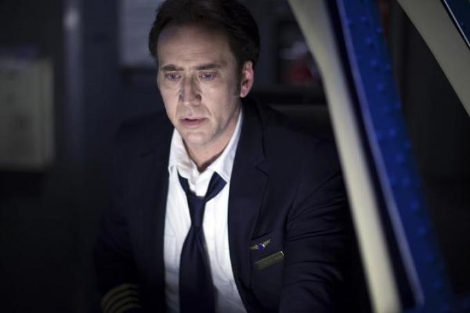 Nicolas Cage in Left Behind – La Profezia