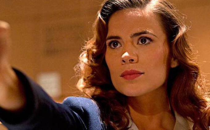Hayley Hatwell è l'Agente Carter