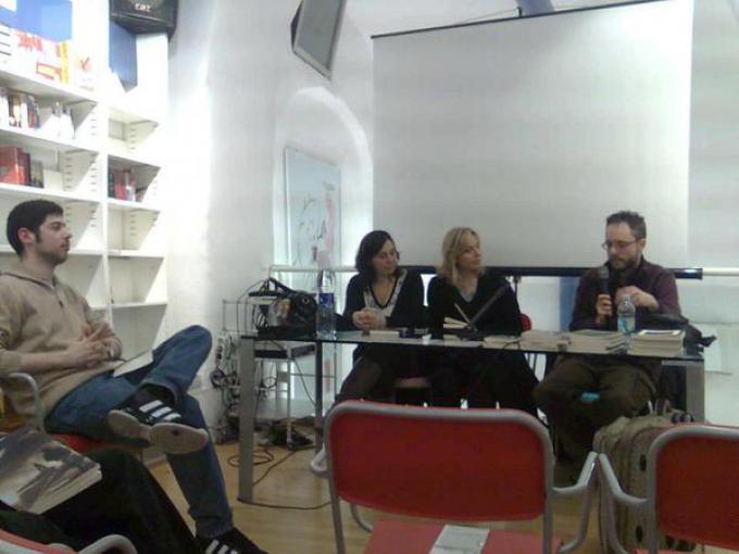 Monica Serra, Claudia Graziani, Giovanni Agnoloni