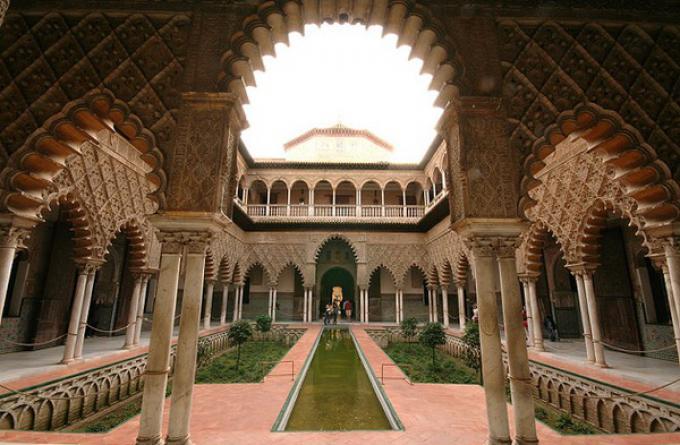 L'Alcazar di Siviglia