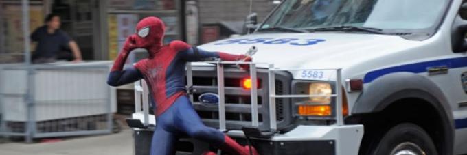 Spider-Man al cellulare