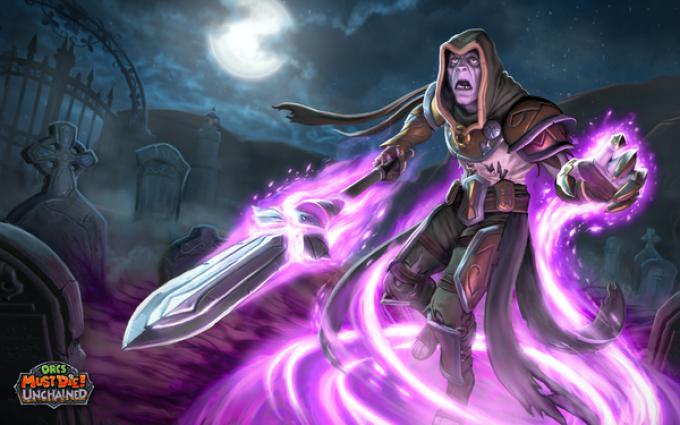Ancestor - Nuovo personaggio di Orcs mustd die! Unchained