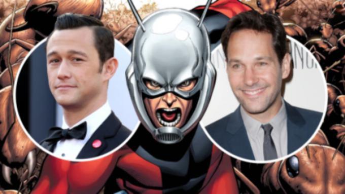 Joseph Gordon-Levitt e Paul Rudd in corsa per il ruolo di Ant-Man?