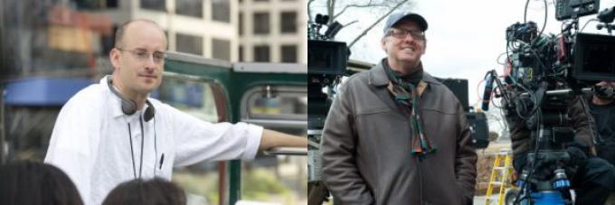 Peyton Reed e Adam McKay. Rispettivamente nuovo regista e sceneggiatore di Ant-Man