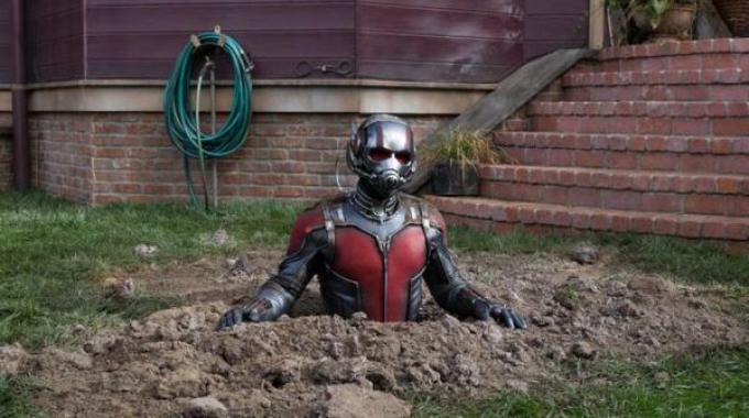 Paul Rudd in Ant-Man