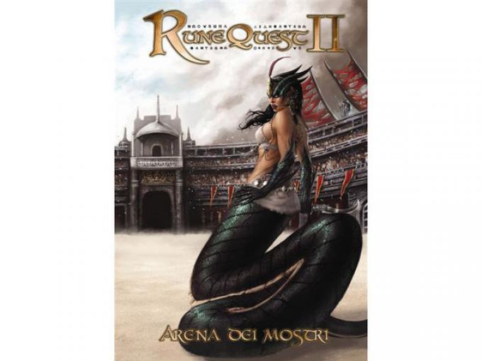 La mostruosa copertina di Arena dei Mostri