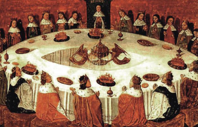 Guy ritchie e i cavalieri della tavola rotonda - I dodici della tavola rotonda ...