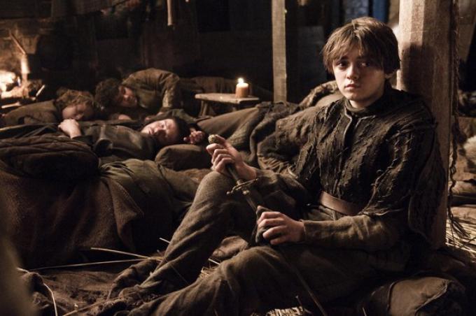 "Arya ""Arry"" Stark"
