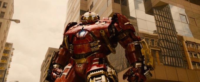 L'armatura Hulkbuster nel trailer di Avengers: Age of Ultron