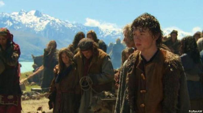 John Bell è Bain il figlio di Bard in Lo Hobbit: La battaglia delle cinque armate