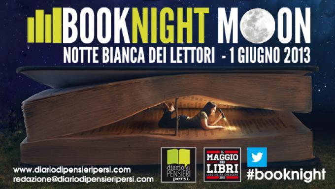 Book Night Moon, la locandina