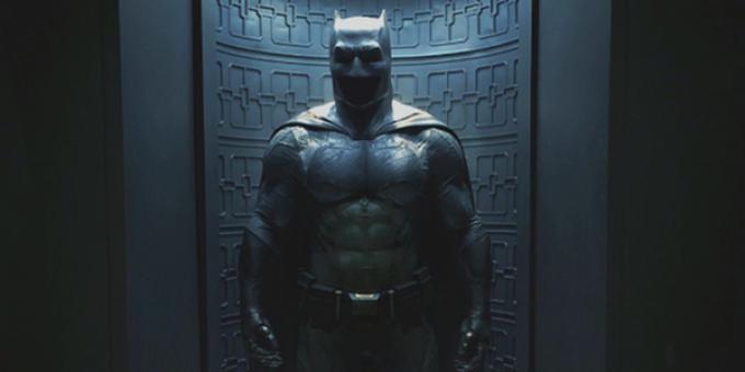 La nuova Batsuit