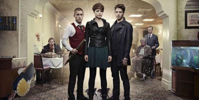 Il cast attuale di Being Human UK