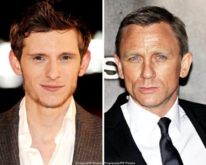 Jamie Bell e Daniel Craig